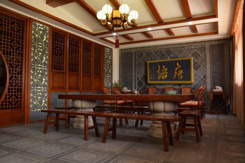 中式風格室內設計
