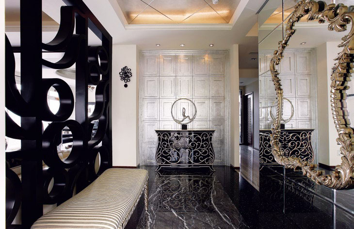 奢華風室內設計