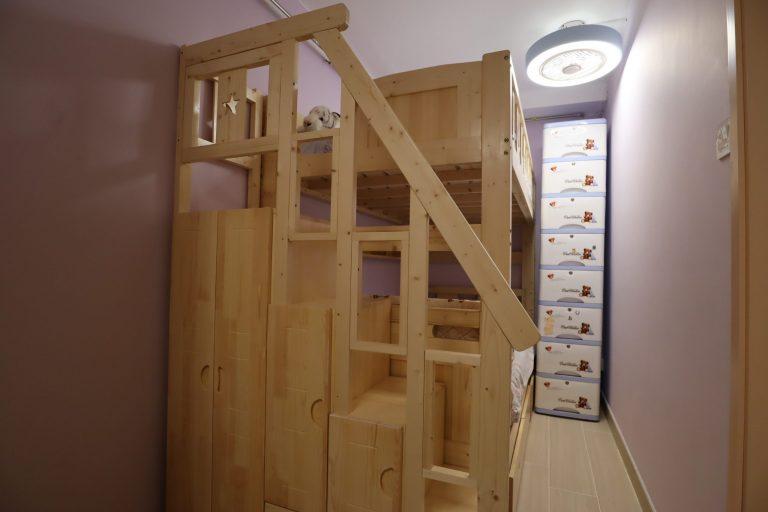 公屋200呎室內設計1