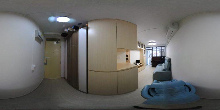 公屋200呎室內設計4
