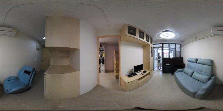 公屋200呎室內設計5