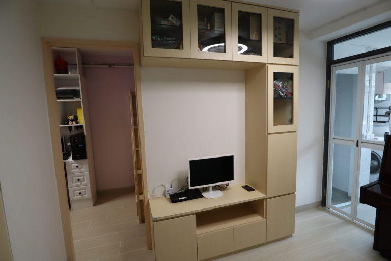 12公屋200呎室內設計