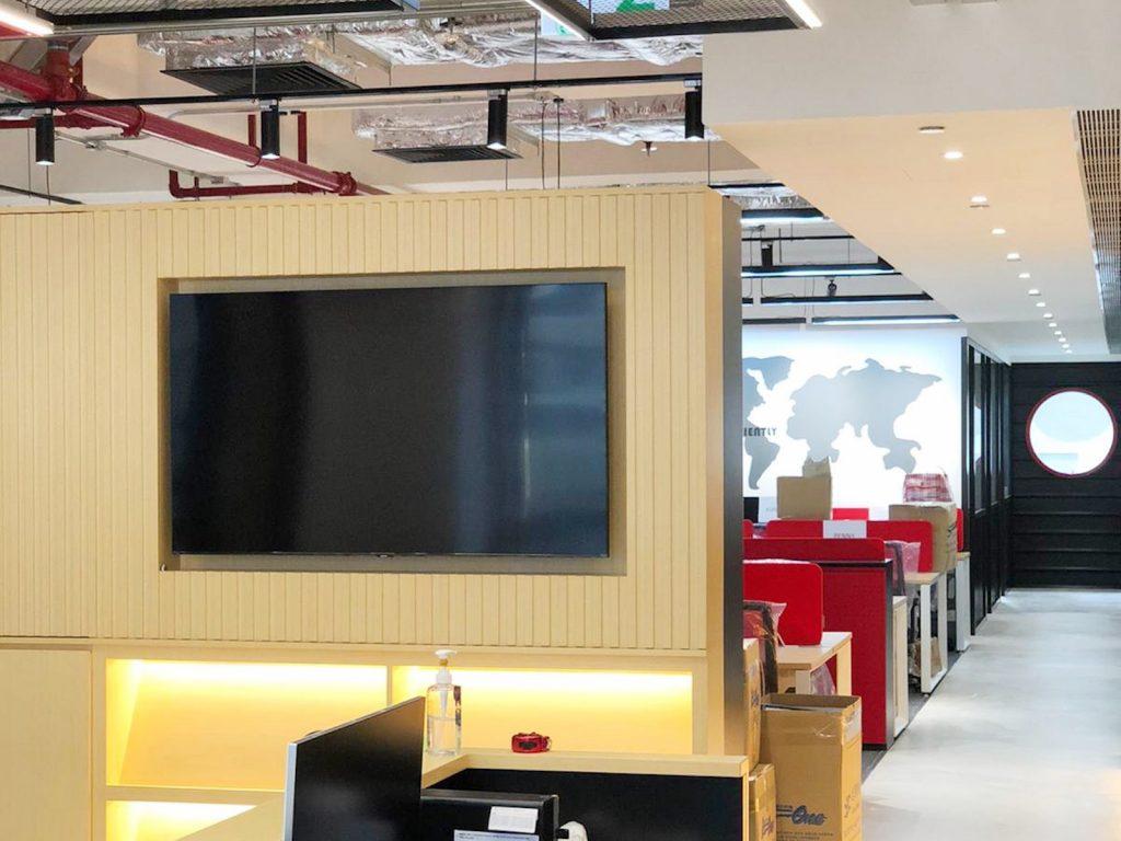 觀塘辦公室裝修:室內設計12