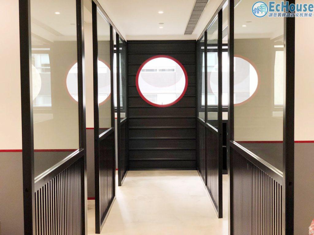 觀塘辦公室裝修:室內設計14