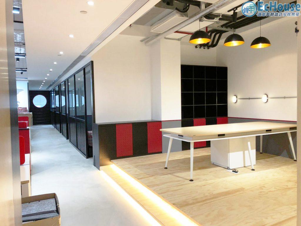 觀塘辦公室裝修:室內設計4