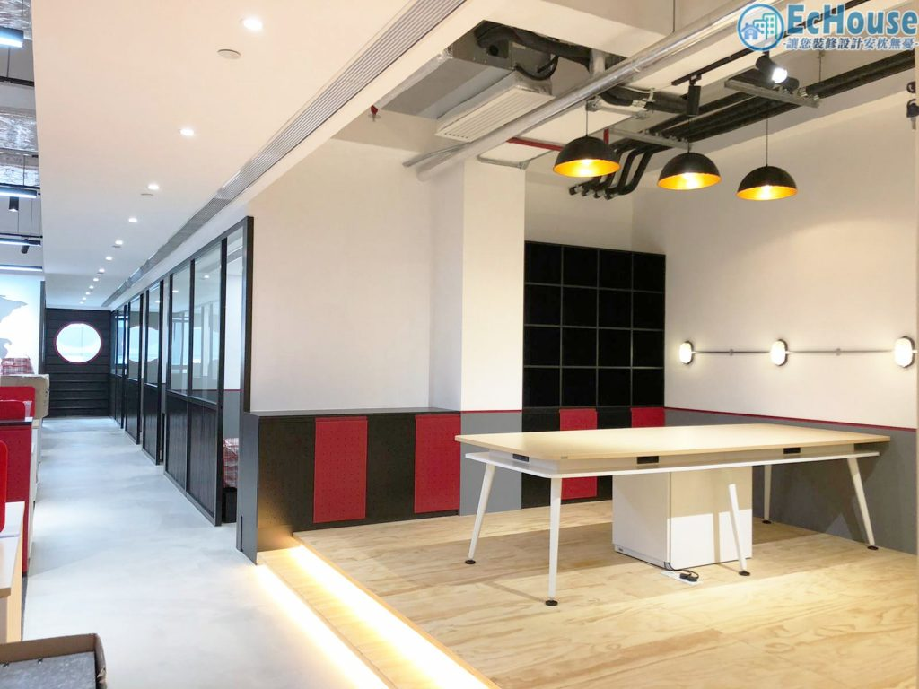 觀塘辦公室裝修:室內設計5