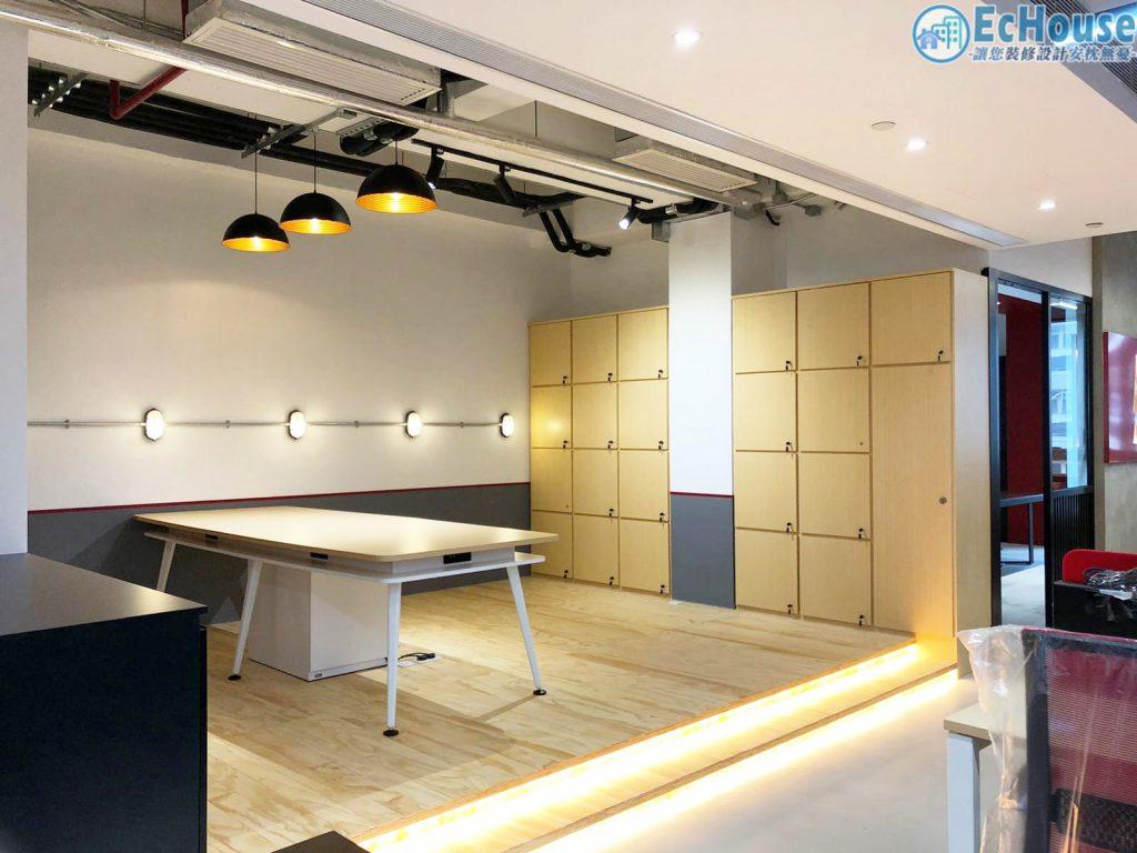 觀塘辦公室裝修:室內設計8