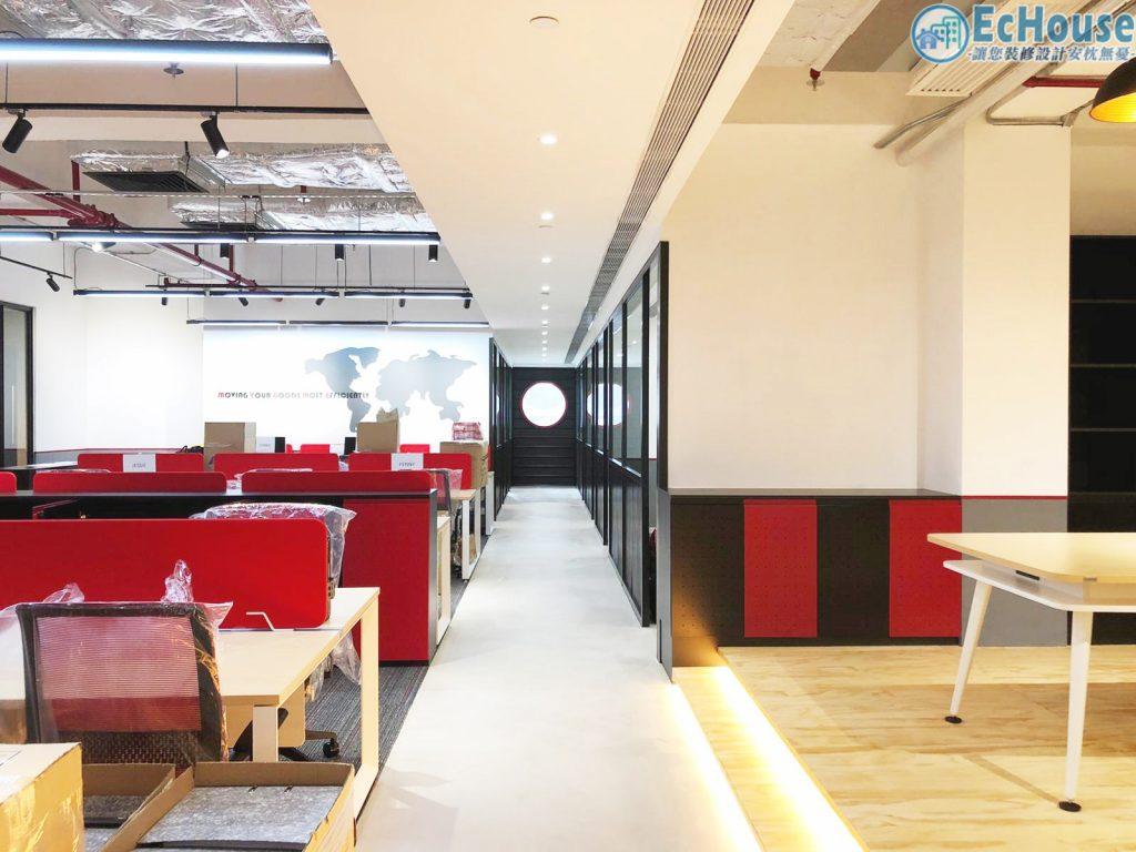 觀塘辦公室裝修:室內設計9