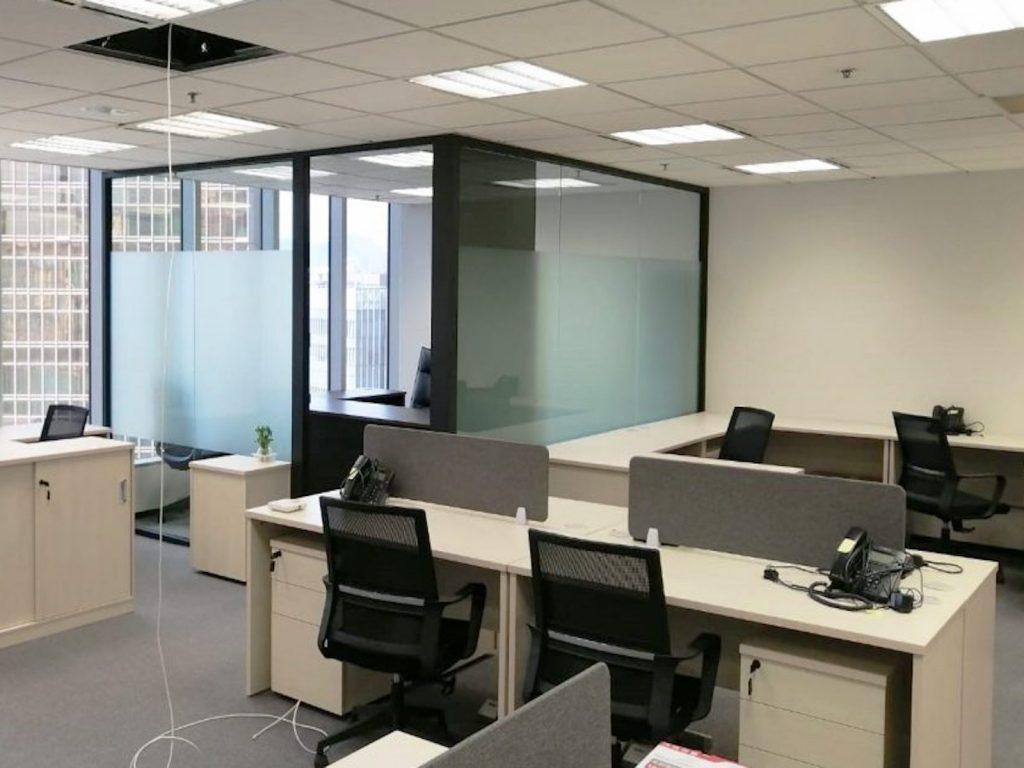 金鐘力寶中心裝修:室內設計1