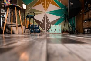 木地板修補方法