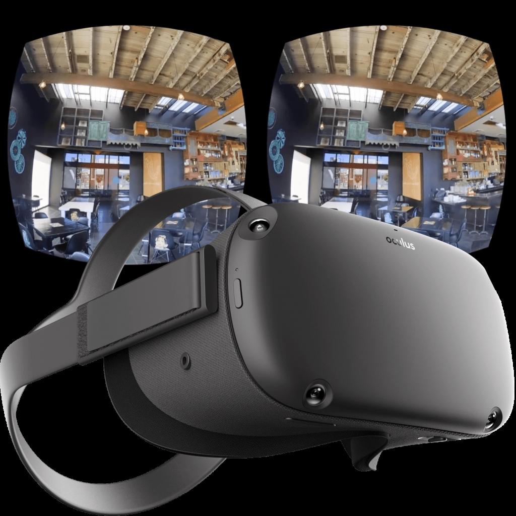 VR matterport