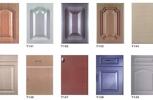 面板顏色選擇