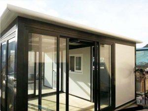 各類玻璃組合屋工程及設計