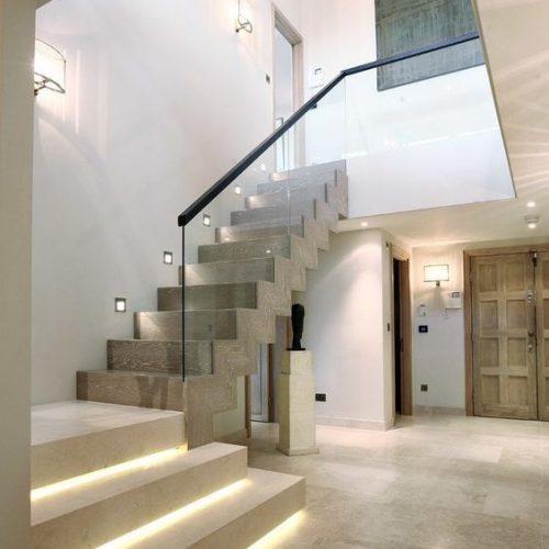 獨立屋設計樓梯