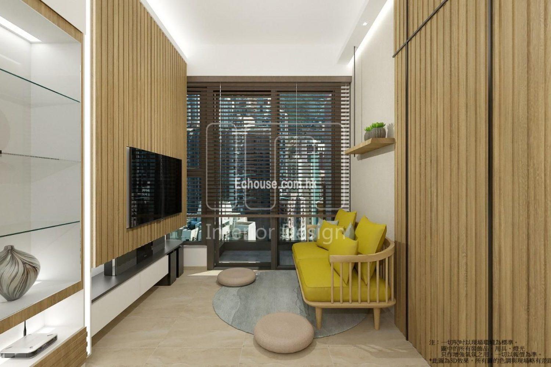 350呎室內設計